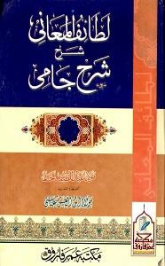 Lataif ul Maani Urdu Sharh Sharh Ul Jami