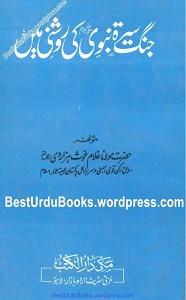 Jang Seerat E Nabvi S.A.W Ki Roshni Main  جنگ سیرت نبویؐ کی روشنی میں